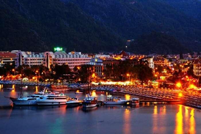 Head to Marmaris in Turkey for a fun filled honeymoon