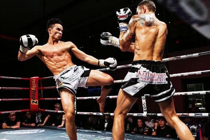 Muay Thai Boxing in Bangkok