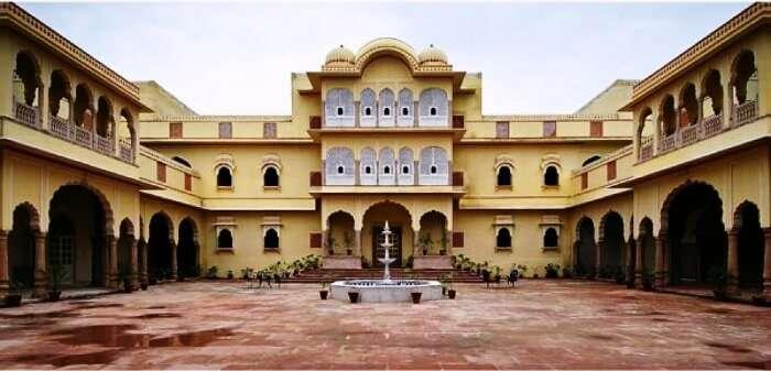 Nahargarh Fort in Rajasthan