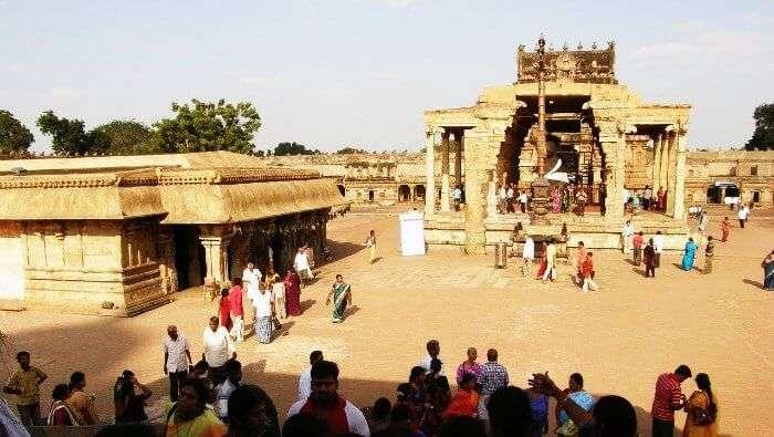 Sri Gokilambal Thirukameswar Temple in Pondicherry