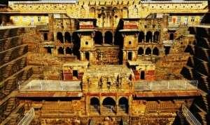 Chand Baori in Dausa, Rajasthan
