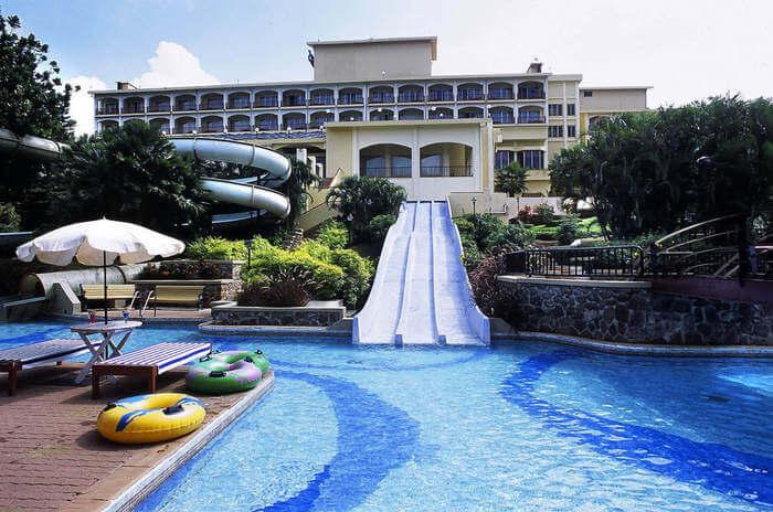fariyas resort