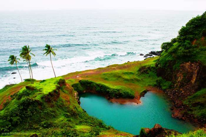 The beautiful and secluded Divar island in Goa