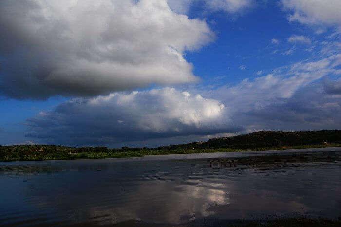 Damdama lake Manesar, Haryana