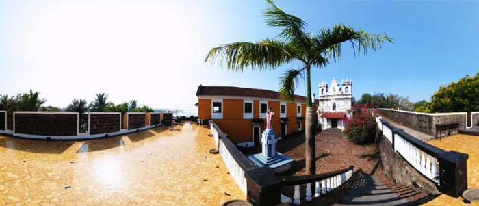 Plan a stay at Goa;s only Heritage hotel - Terekhol Fort