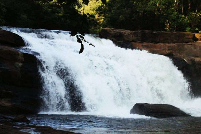 Thommankuthu is a famous waterfalls in Kerala known for its topography
