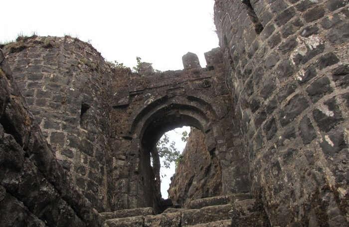 Tikona Fort View