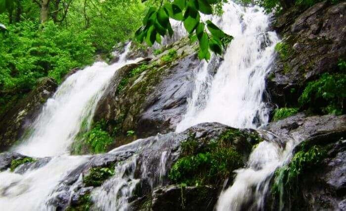 waterfall in Phulbani