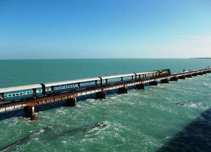 Banglore kanyakumari train route
