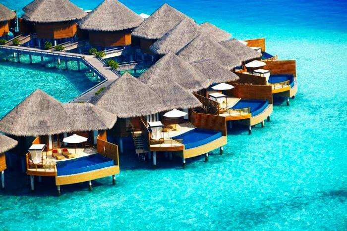 13 Most Beautiful Over Water Villas In Maldives In 2019