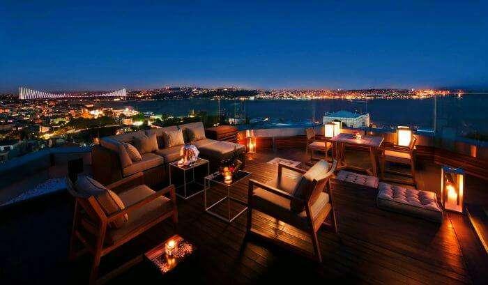 Club 360 in Istanbul