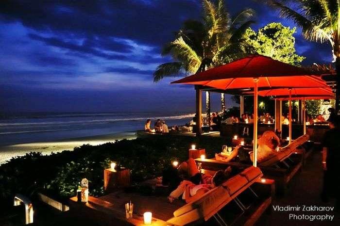 Ku De Ta in Seminyak is one of the best beach clubs in Bali