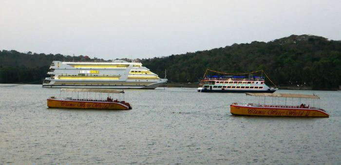 Mandovi River Sunset Cruise