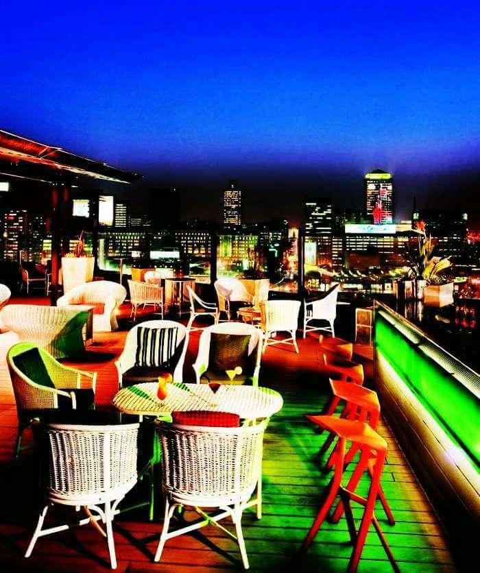 SkylineGardens in Johannesburg