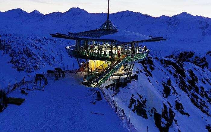 Top Mountain Star in Austria