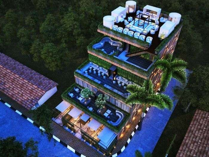 Townhouse is amongst the best nightclubs in Bali for the music lovers.