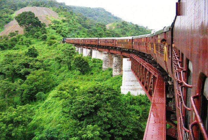 Train from Guwahati to Silchar