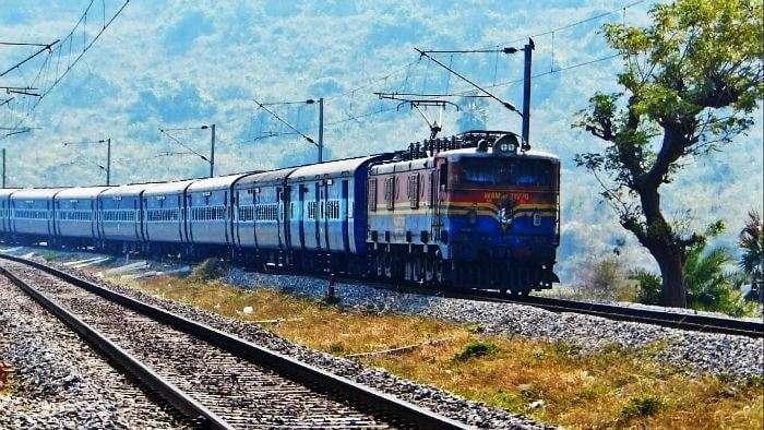 Vishakha Express on the one of the most mesmerising rail routes in India - Bhubaneshwar to Brahmapur