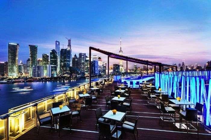 Vue Bar in Shanghai