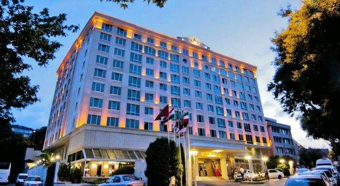 Akgun Istanbul Hotel – One of the most frequented luxury resort in Turkey