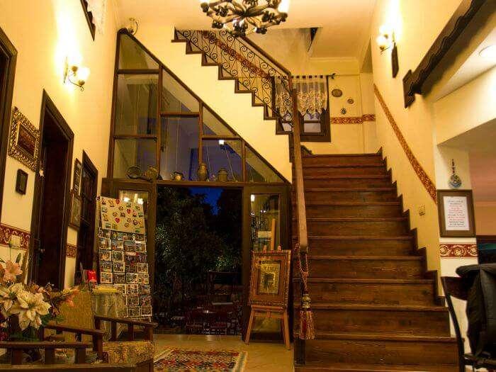 Deja Vu Hotel – A boutique resort in Turkey