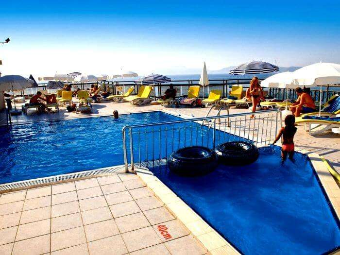 Derici Hotel – One of the best resorts in Turkey for families
