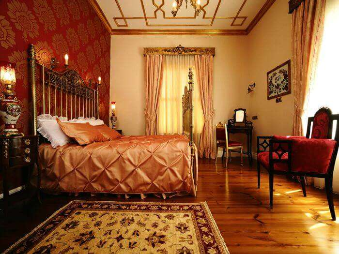 Konak Hotel – One of the best places to stay in Turkey when you are on budget