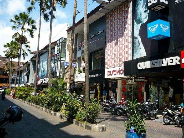 Kuta Square is one of the best Bali shopping centers