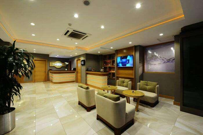 Olimpiyat Hotel – A comfortable resort in Turkey