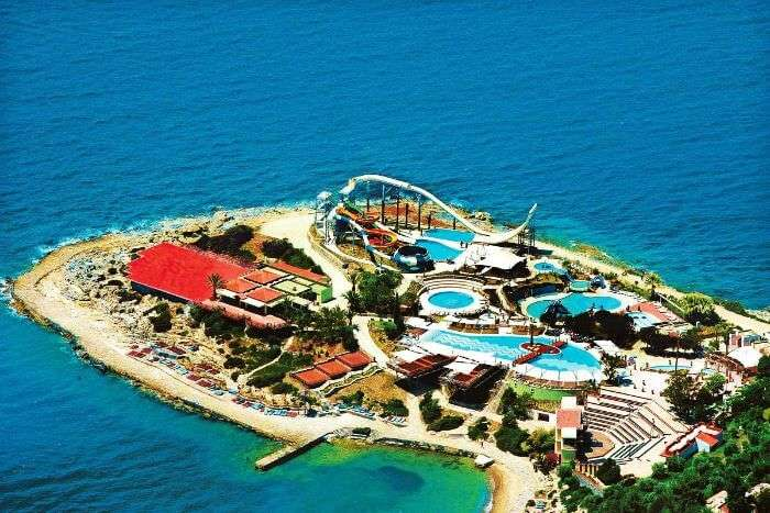 Pine Bay Marina Hotel is amongst the best resorts in Turkey for families.