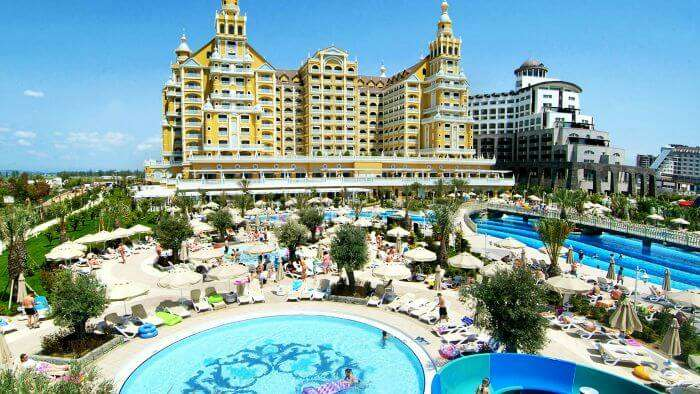 Royal Palace Hotel – One of the best holiday resorts in Turkey