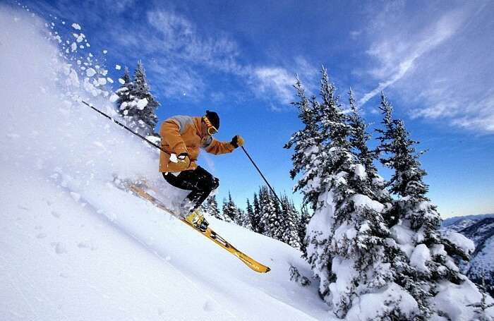 Auli is one of the best winter holiday destinations in India