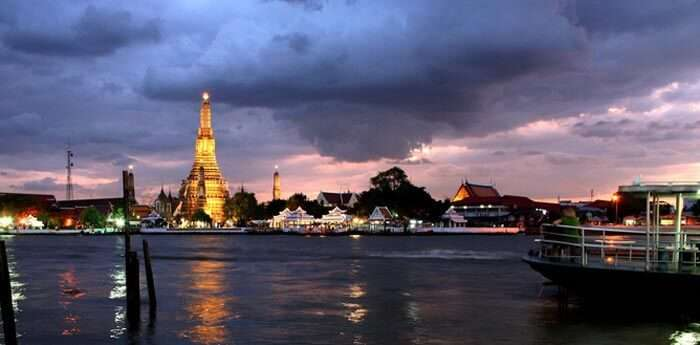 Chao Phraya River is the mother of all waterways