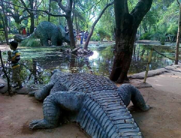 Indroda Nature Park, Gandhinagar is another place for a one day picnic near ahmedabad