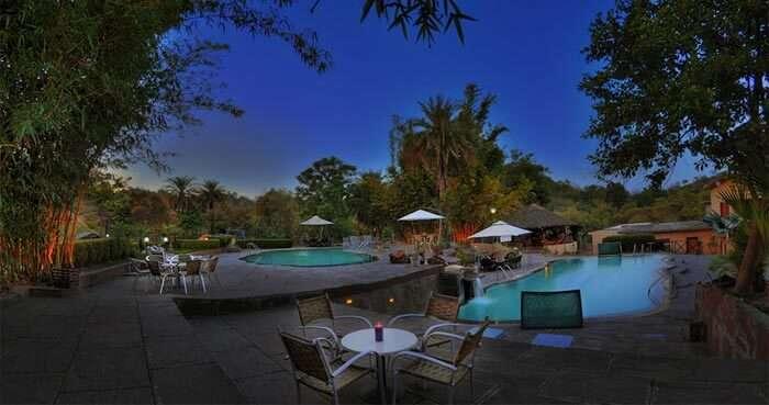 Kikar Lodge is certainly the best forest resort near Chandigarh