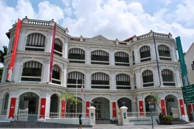 Peranakan Museum in Singapore