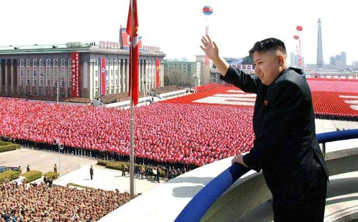 Room 39, North Korea