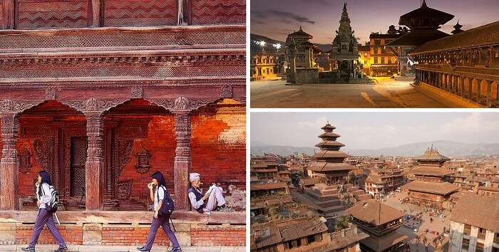Bhaktapur is a popular tourist place in Nepal for shopping