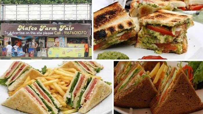 Mafco Farm Fair is popular for the Bombay sandwiches