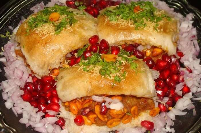 dabeli street food