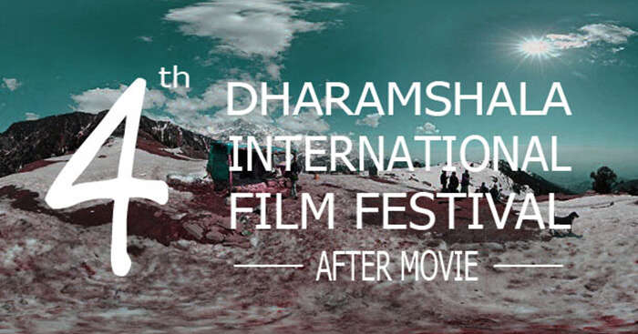 A promotional poster of Dharamshala International Film Festival of 2015
