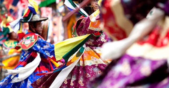 Major Festivals in Bhutan