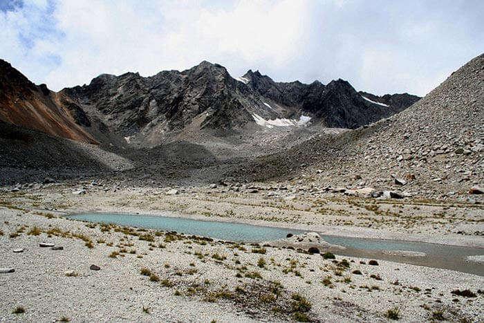 Trekking is worth in Charang Ghati Pass