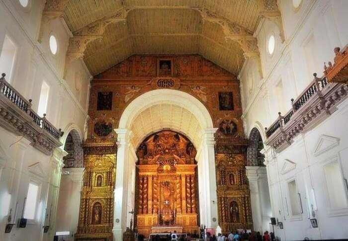 Old Goa Church