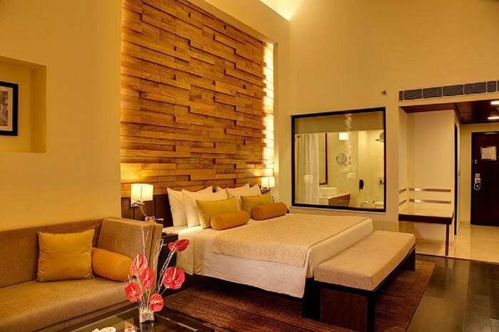 Fortune Select is one of the best resorts in Jaipur to enjoy the heritage within a budget