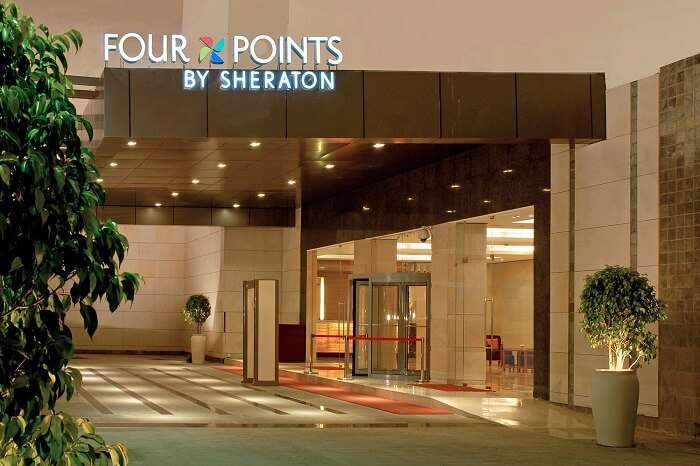 Four points is said to be a popular choice among the resorts in Jaipur for families