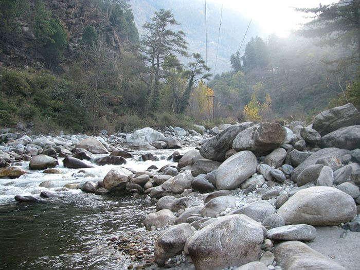 Offbeat place in Himachal Pradesh