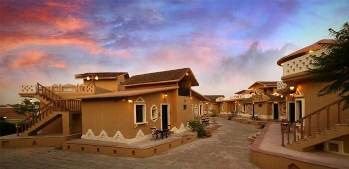 Pride Amber Villas is a beautiful set of resorts in Jaipur