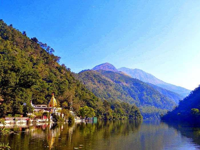 Renukaji has many temples and lakes