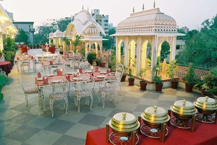 Shahpura House is one of the good budget resorts in Jaipur